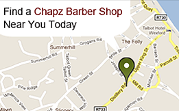 Find a Chapz Barber Shop near you today